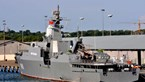 Vietnamese frigates make port call in Brunei
