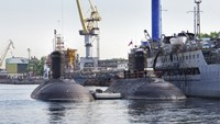 Vietnam's third Russian sub to arrive next month
