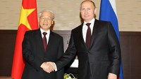 Vietnam, Russia to beef up oil and gas cooperations