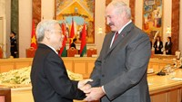 Vietnam, Belarus agree to strengthen ties