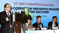 Corruption prevention and asset recovery discussed in Vietnam