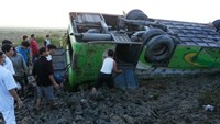Drowsy driver detained in Vietnam fatal bus accident probe