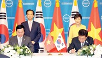 Vietnam, S.Korea conclude talks for free trade deal