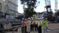 Work starts on HCMC first underground metro station