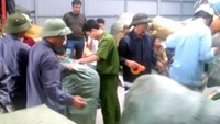 Vietnam goes after idle cops along Chinese border