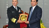 U.S. Pacific Fleet commander visits Vietnam