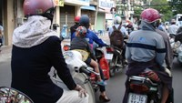 Southern Vietnam's temperatures reach season's record low