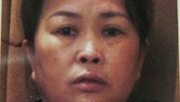 Chau Thi Ha, the ringleader of a family drug gang based in a narrow alley in Binh Thanh District.