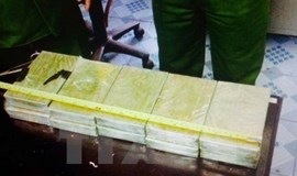 Three arrested for trafficking heroin in Thanh Hoa, believed to be gang members
