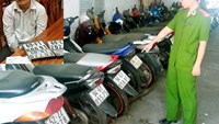 Major bike theft gang busted in Vietnam