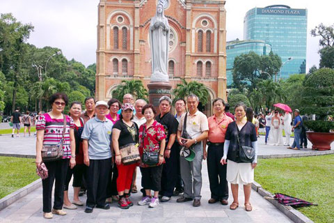 Entering Vietnam no longer easy for Chinese tourists since new law took effect