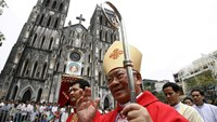 Vietnamese archbishop appointed cardinal by Pope Francis