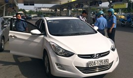 Vietnam cracks down on Uber drivers for second time