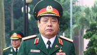 Minister of Defense Phung Quang Thanh in a file photo. Photo credit: Vietnam News Agency