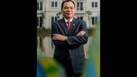 Vietnam's only billionaire Pham Nhat Vuong. Photo credit: Forbes