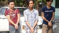 Dog thieves switch from motorcycles to cars in southern Vietnam