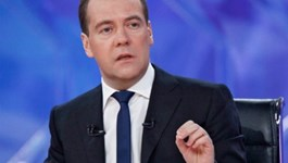 Russian PM Medvedev to visit Vietnam to boost ties