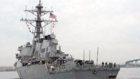 US naval ships to visit Vietnam for annual exchange activities
