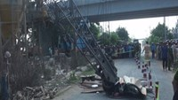 Vietnamese crane truck driver arrested for killing three