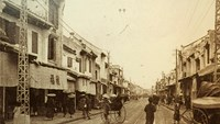 Time warp: How Hanoi has changed throughout the years