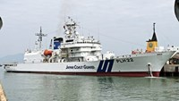 Japan Coast Guard vessel wraps up Vietnam visit