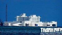 Thanh Nien's exclusive pictures show China expanding South China Sea reclamation
