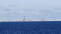 China expands illegal construction on another East Sea reef