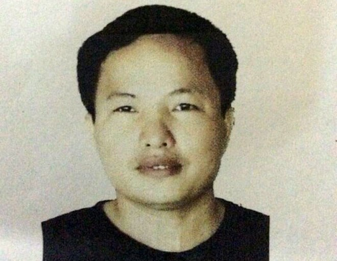 Phan Van Tuan, a worker from central Vietnam, is said to have been shot dead on the way to his workplace. File photo