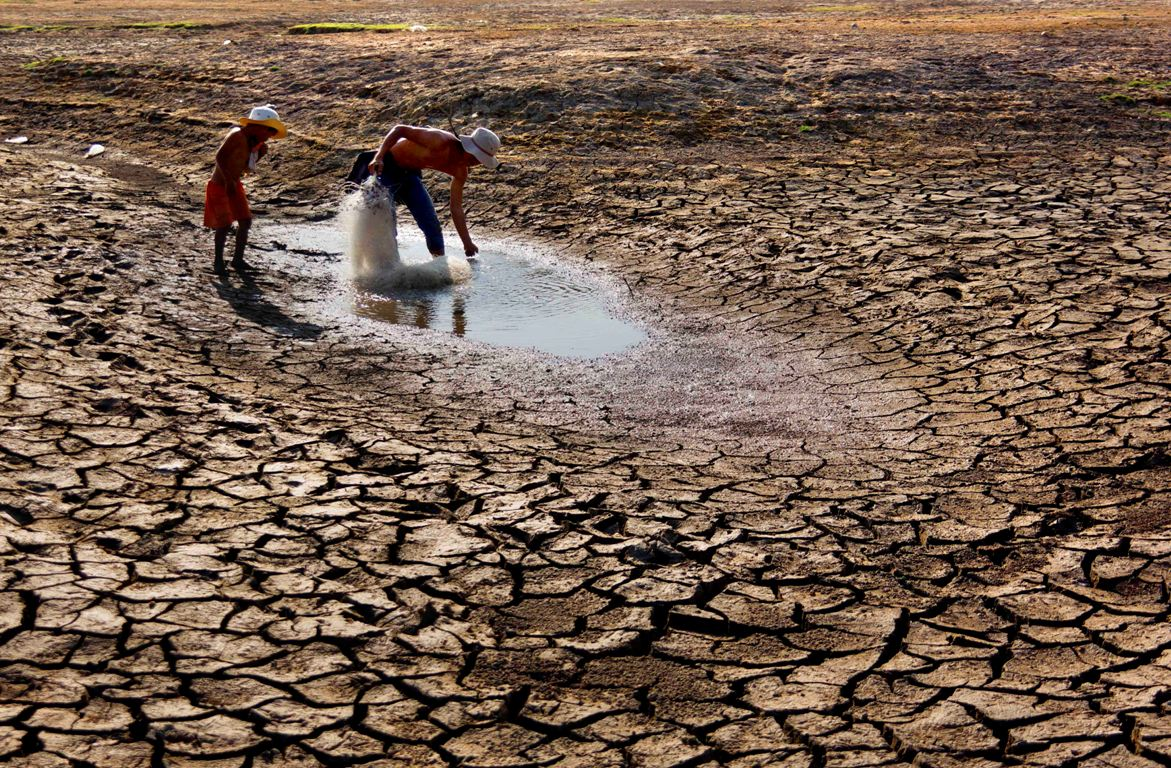 Vietnam Experiencing Worst Drought In Nearly A Century