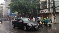 Northern Vietnam under alert for typhoon Kujira