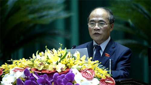 China's illegal construction on Spatlys threatens Vietnam's sovereignty: House chairman