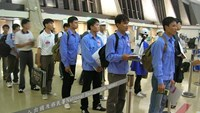 Taiwan searches for 4 Vietnamese who escaped from detention center