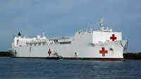 US hospital ship to make port call in central Vietnam