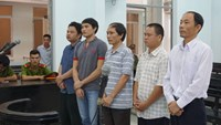 Vietnamese policeman gets 9 years for stealing rare wood from poachers