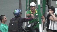 New tricks used by Saigon gas station to rip off customers