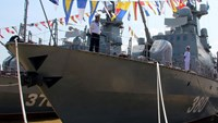 Vietnam Navy commissions 2 more missile ships
