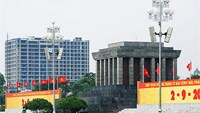 Hanoi building near Ho Chi Minh Mausoleum under fire for towering height
