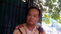 Vietnamese traffic cop suspended for insulting traffic violator