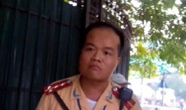 Vietnamese man, who accused traffic cops of insulting him, takes his words back