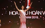 24-year-old college lecturer crowned Miss Universe Vietnam 2015