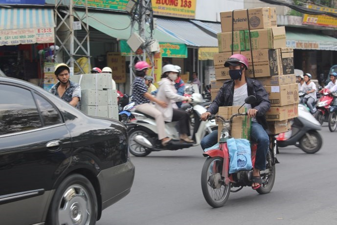 Ho Chi Minh City moves to get zombie motorbikes off its streets
