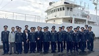 Japan hands over two more patrol boats to Vietnam