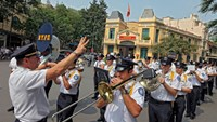 World Police Band Concert to return to Vietnam this weekend