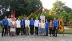 Vietnamese youth delegation visits Cuba