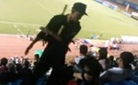 Vietnamese cop caught on film slapping woman at football match