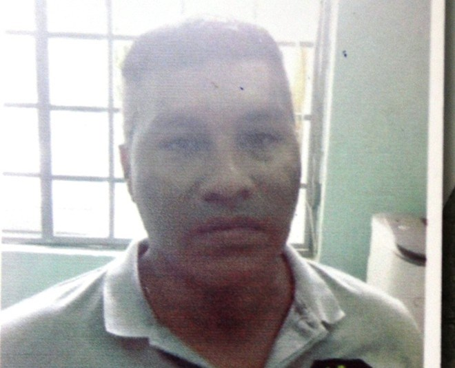 Elmer Eduardo Nunez Correa in a photo released by Dong Nai police
