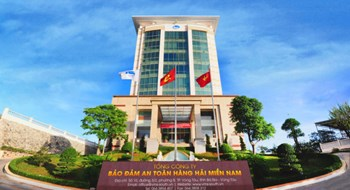 The Southern Vietnam Maritime Safety Corporation (VMS-South) is headquartered in Vung Tau City.