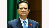 Prime Minister Nguyen Tan Dung in a file photo. Photo: Ngoc Thang