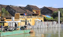 Hoi An anti-flooding project threatens 50 historic houses