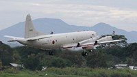 Japanese patrol aircraft to stop at Vietnam naval base
